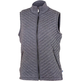 Ivanhoe of Sweden Kicki WB Vest Women grey